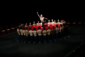 Béjart Ballet Lausanne Bolero